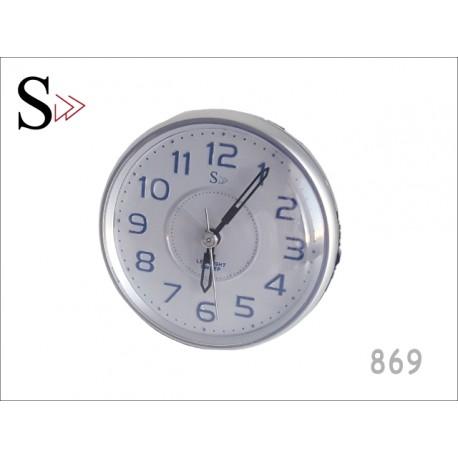 DESPERTADOR SERPIL SILENCIOSO 869