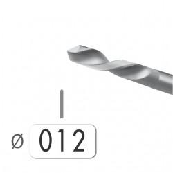 6 BROCAS ACERO Nº 58 DE 1,20 MM