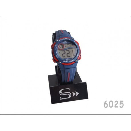 RELOJ PULSERA SERPIL DIGITAL 6025
