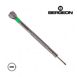 DESTORNILLADOR BERGEON Nº 08 VERDE