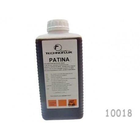 LIQUIDO PATINA COLORACION DE PLATA VIEJA 1L