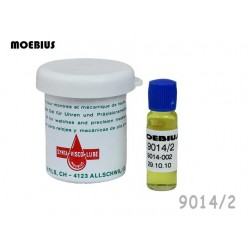 ACEITE SINTETICO MOEBIUS 9014 SYNT-A-LUBE 2 ML